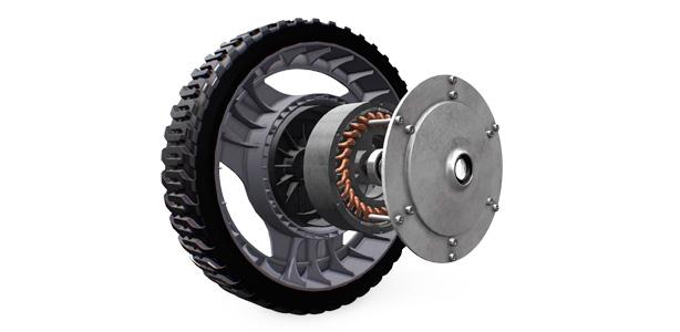 rasion2 Motore ruota silenzioso